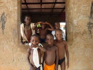 アフリカの子供達_表紙用