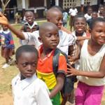 ガーナの子供