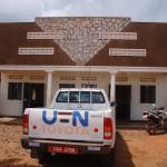 写真:ウガンダ・ルヒーラ村事務所