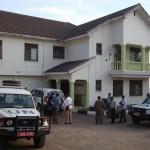 ウガンダ ミレニアム・ビレッジ・プロジェクト事務所