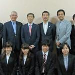 講師とMPJユースの学生たち