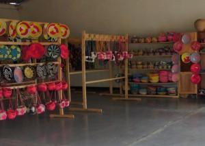 ルワンダ籠の店