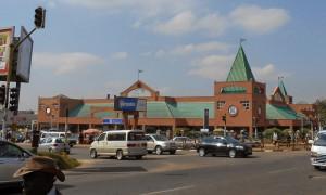 Game Complexと呼ばれているショッピングセンター